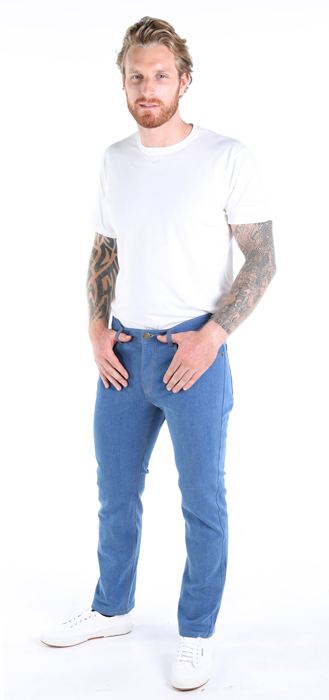 best jeans for men with big thighs